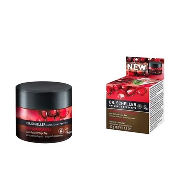 Dr. Scheller Organic Pomegranate Anti-Wrinkle Care Day..