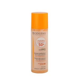 Bioderma Photoderm Nude Touch Spf50 Natural 40ml