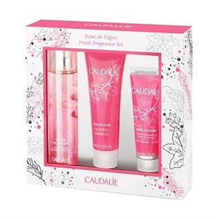 Caudalie Rose De Vigne Fresh Fragrance Set