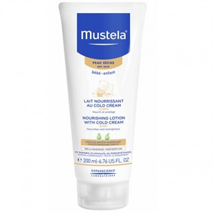 Mustela Body Lotion With Cold Cream Nutri Protective 200 ML
